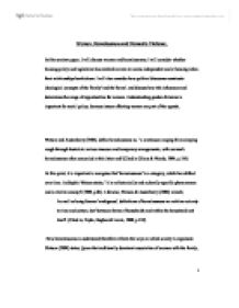 essay regarding tourism revision essays in feminist film critics