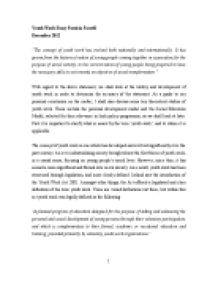 Dissertation Abstract International Youtube