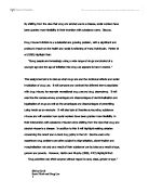 Terrorism Essay 150 Words Comment