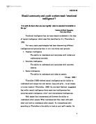 Social work essays on advocacy