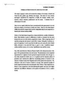 "religion and medicine essay For purposes of this essay i use the term chinese medicine only to refer to tcm, but including issues of the integration of tcm and western medicine second, chinese medicine, in the sense of tcm just discussed, includes a wider range of practices than does western medicine ""taoism and science,"" in medicine, philosophy and."