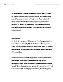 Example Of Descriptive Writing Essay Reflection Essay The Nursing Skill I Will Be Discussing Is Bed Reflective  Essay How To Write A Scholarship Essay Samples also Essay On Vocational Education Reflective Essay In Nursing Student Nurse Essays On Reflection  Essay About Terrorism