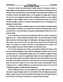 Psychological contracts dissertation