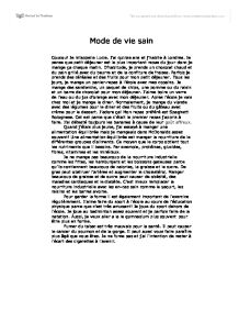spanish essay about healthy lifestyle   gcse spanish healthy living  spanish essay about healthy lifestyle