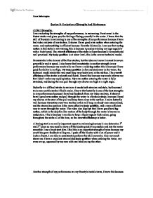 essay education