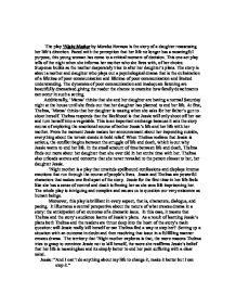Symbolism in the scarlet letter GCSE Religious Stu s