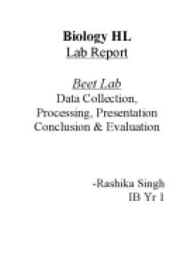 help me write my report