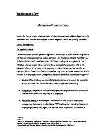 Unfair dismissal appeal letter example inviview employment law essays assignment example topics and business appeal letter spiritdancerdesigns Gallery