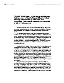 outline definition essay