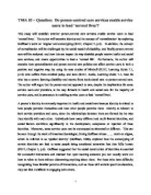 Essays over online dating